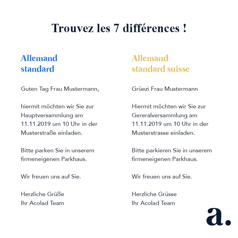 FR-Swiss-German-differences