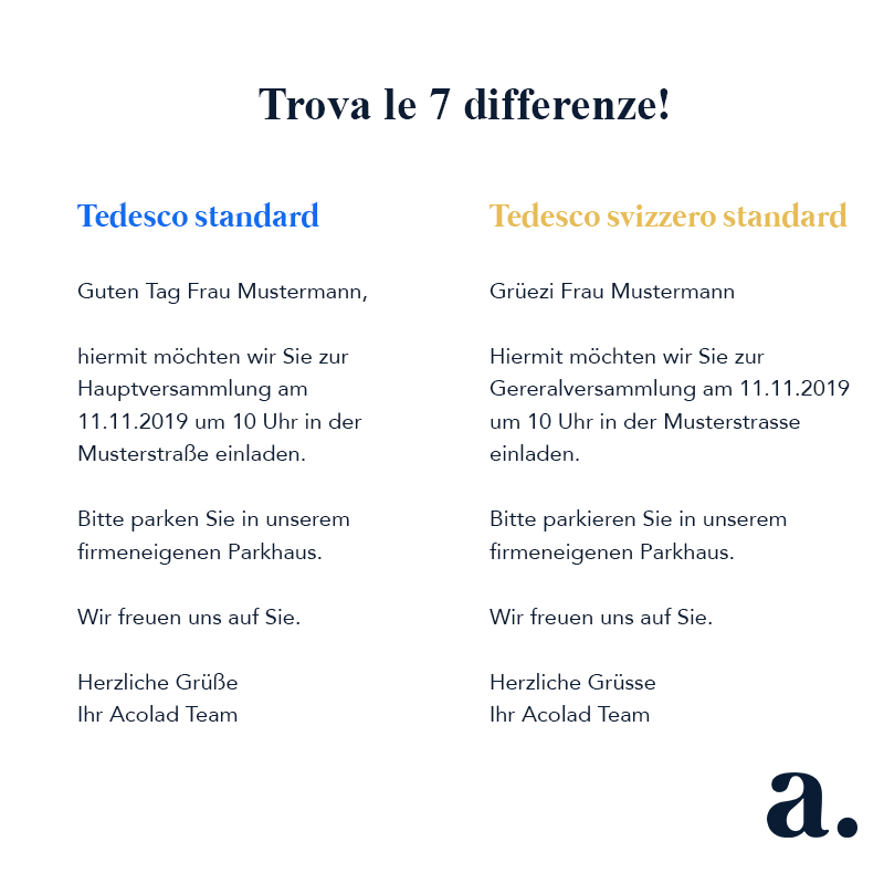 Swiss-German-differences IT