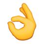 """""""OK-Zeichen""""-Emoji"""