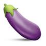 Auberginen-Emoji